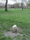 Image for St John at Hackney Parish Boundary Marker - Victoria Park, London, UK