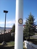 Image for Rock Springs Rotary Club Flagpole - Rock Springs WY