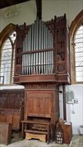 Image for Church Organ - St Mary - Everdon, Northamptonshire