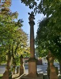 Image for St. Michael the Archangel Column - Nectiny, Czech Republic