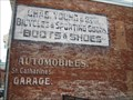 "Image for Ghost Signs - ""Chas. Young and Son, Bicycles and Sporting Goods, Boots and Shoes."""