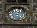 Image for Clock at the Dankeskirche, Bad Nauheim - Hessen / Germany