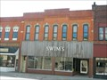 Image for 208-210 First Avenue East - Oskaloosa City Square Commercial Historic District - Oskaloosa, Ia.
