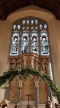 Image for Stained Glass Windows - St Mary - Capel St Mary, Suffolk