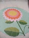 Image for Sunflower Mosaic in Crockett Park - San Antonio, TX, USA