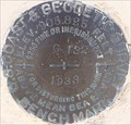 Image for U.S. Coast & Geodedtic Survey G 132 Benchmark - Desert Center, CA