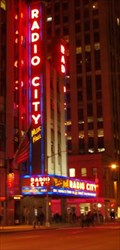 Image for Radio City Music Hall -- Manhattan, New York