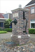 Image for Dorpspomp op de Brink, Wilsum