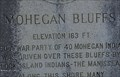 Image for 163 Ft  - Mohegan Bluffs Sign - New Shoreham, RI