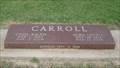 Image for 101 - Cecil Ralph Carroll - El Reno Cemetery - El Reno, OK