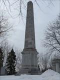 Image for Le Monument aux Patriotes - Cimetière Côte-des-Neiges - The Patriots Monument - Côte-des-Neiges Cemetery - Montréal, Québec