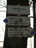 Image for Rozcestnik Obrany (zrícenina) - Brno, Czech Republic