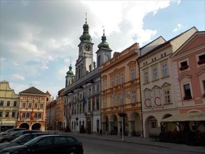 Town Hall, Ceske Budejovice