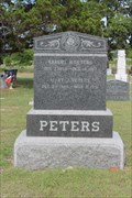 Image for Peters - Newberry Cemetery - Weatherford, TX