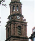 Image for Arlington Street Church Bell Tower - Boston, MA