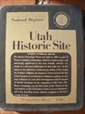 Image for First Dean, School of Art and Science, University of Utah, Byron Cummings - Salt Lake City, UT