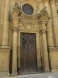 Image for Würzburg Cathedral North Trancept Door - Würzburg, Germany