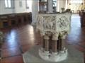 Image for Baptismal Font - St Withburga's Church, Holkham Hall Estate, Holkham, Norfolk. NR23 1RW