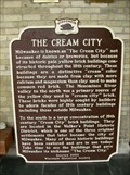 Image for The Cream City Historical Marker