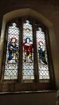 Image for Stained Glass Window - St Peter - Empingham, Rutland
