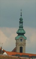 Image for TB 4514-25.0 Uhersky Brod, kostel