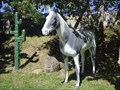 Image for Indian camp Fiberglass Horse (Magikland) - Penafiel, Portugal