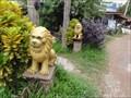 Image for Nam Sang Garden Lions—Vang Vieng Town, Laos