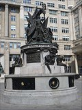 Image for Nelson Monument - Liverpool, Merseyside, UK.
