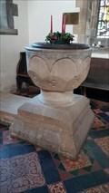 Image for Baptism Font - All Saints - Harmston, Lincolnshire