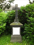Image for Old wayside cross in Ramershoven - NRW / Germany