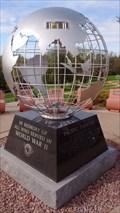 Image for WWII Globe (Highground) - Neillsville, WI, USA