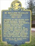 Image for Dr. Benjamin Franklin Stephenson