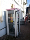 Image for Payphone 'Topfmarkt' - 07356 Bad Lobenstein/Germany/TH