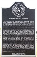 Image for Plainview Cemetery