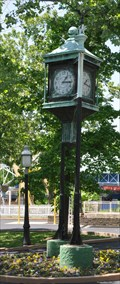 Image for Six Flags Saint Louis Town Clock - Eureka, MO