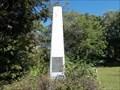 Image for American Legion Obelisk - Way Park - Drumright, OK