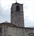 Image for Bell Tower of the Chiesa Collegiata dei Santi Gervasio e Protasio - Domodossola, Piemonte, Italy