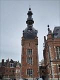 Image for Belfries of Belgium and France - Beffroi de l'Hôtel de Ville de Comines, France, ID=943-037