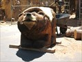 Image for Giant Bear Carving – Eastern Shore of Big Bear Lake, CA, USA
