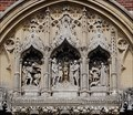 Image for Tympanum - St Edmund's RC church - Bungay, Suffolk