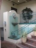 Image for Alma St fountain - Palo Alto, CA