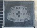 Image for 1909 - St. Mary's Church - Ellis, KS