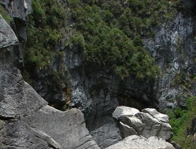 New Zealand South Island Largest Sinkhole
