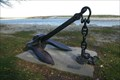 Image for Anchor from the carferry Milwaukee