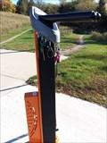 Image for Luton Park Bicycle Repair Station - Rockford, Michigan, USA