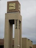 Image for Mesa Community College Town Clock - Mesa Arizona
