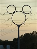 Image for The Mickey Pylon - Davenport - Florida.