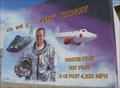 """Image for Col. Wm J. """"Pete"""" Knight piloted the X-15, Lancaster, California"""