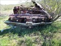 Image for Abandoned Car - Fort McDowell, AZ