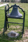 Image for Homesteaders' Memorial Bell - Afton Forest Preserve; DeKalb County, IL